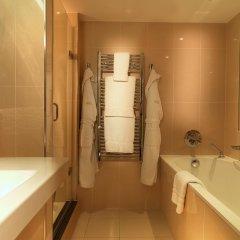 Отель Royal Garden Hotel Великобритания, Лондон - 8 отзывов об отеле, цены и фото номеров - забронировать отель Royal Garden Hotel онлайн ванная