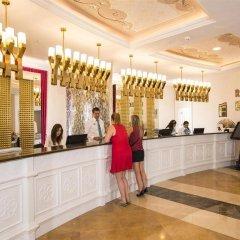 Dream World Resort & Spa Турция, Сиде - отзывы, цены и фото номеров - забронировать отель Dream World Resort & Spa - All Inclusive онлайн интерьер отеля фото 2