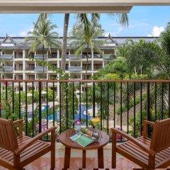 Отель Swissotel Phuket Камала Бич балкон