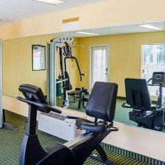 Отель Quality Inn Vicksburg фитнесс-зал