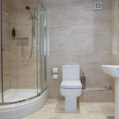 Отель Dublin Central Inn ванная фото 2