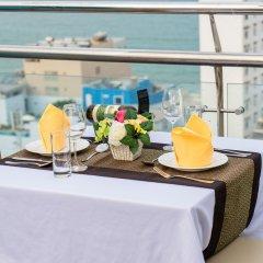 Отель An Vista Нячанг балкон