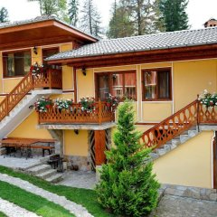 Отель Guest House Mavrudieva балкон