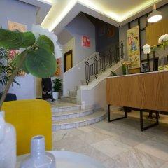 Отель SuiteLoc Apparthotel интерьер отеля
