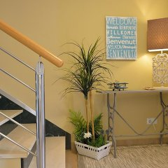 Отель Chalet en Isla de la Toja Испания, Эль-Грове - отзывы, цены и фото номеров - забронировать отель Chalet en Isla de la Toja онлайн комната для гостей фото 5