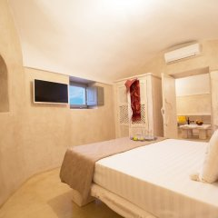 Отель Love Nest villa Греция, Остров Санторини - отзывы, цены и фото номеров - забронировать отель Love Nest villa онлайн комната для гостей фото 2