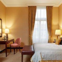 Corinthia Hotel Budapest 5* Люкс повышенной комфортности с различными типами кроватей фото 2