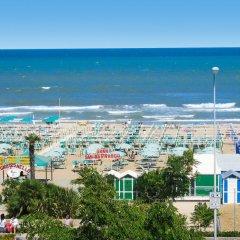 Отель Gran San Bernardo пляж