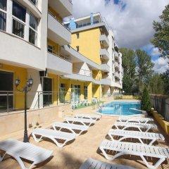 Апартаменты Sofia Apartments in Sunny Residence бассейн фото 3