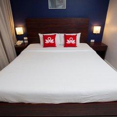 Отель ZEN Rooms Silom Soi 17 комната для гостей