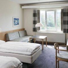 Vejle Center Hotel комната для гостей