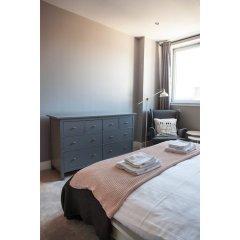 Отель Spacious 2BR Central Glasgow Flat for 4 Великобритания, Глазго - отзывы, цены и фото номеров - забронировать отель Spacious 2BR Central Glasgow Flat for 4 онлайн комната для гостей