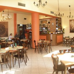Отель Rezidence Davids Прага гостиничный бар