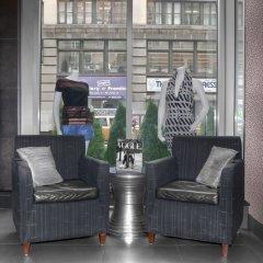 Отель Hilton New York Fashion District США, Нью-Йорк - отзывы, цены и фото номеров - забронировать отель Hilton New York Fashion District онлайн интерьер отеля фото 3