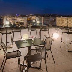 Отель NH Firenze гостиничный бар