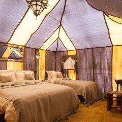 Отель Luxury Camp Chebbi Марокко, Мерзуга - отзывы, цены и фото номеров - забронировать отель Luxury Camp Chebbi онлайн комната для гостей фото 3