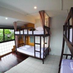 Отель Bed De Bell Hostel Таиланд, Бангкок - отзывы, цены и фото номеров - забронировать отель Bed De Bell Hostel онлайн детские мероприятия фото 2