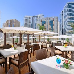 Golden Sands Hotel Sharjah Шарджа питание фото 3