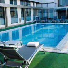 Отель SH Valencia Palace Испания, Валенсия - 1 отзыв об отеле, цены и фото номеров - забронировать отель SH Valencia Palace онлайн бассейн фото 3