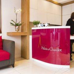 Отель Hôtel Palais De Chaillot спа фото 2
