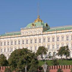 Апартаменты Don Jose Apartment Moscow Москва вид на фасад