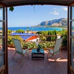 Отель Il Glicine sul Golfo Италия, Палермо - отзывы, цены и фото номеров - забронировать отель Il Glicine sul Golfo онлайн балкон