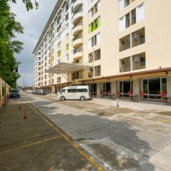 Отель NRC Residence Suvarnabhumi парковка