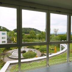 Отель Grauholz Швейцария, Берн - отзывы, цены и фото номеров - забронировать отель Grauholz онлайн балкон