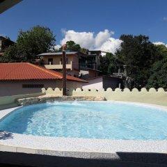Отель La Posada de Belssy Копан-Руинас бассейн фото 3