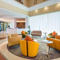 Отель Pattana Golf Club & Resort интерьер отеля