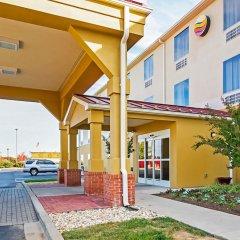 Отель Comfort Inn фото 7