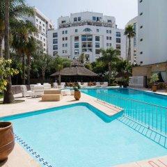 Отель El Oumnia Puerto Марокко, Танжер - отзывы, цены и фото номеров - забронировать отель El Oumnia Puerto онлайн бассейн