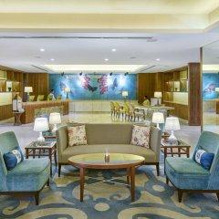 Отель Resorts World Sentosa - Beach Villas интерьер отеля