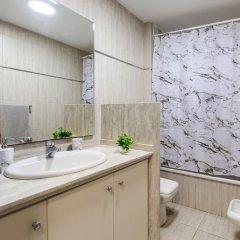 Апартаменты Infinity Terrace Apartment, Entre el Cielo y el Mar Ла-Матанса-де-Асентехо ванная