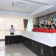 Отель Fangjie Yindu Inn интерьер отеля