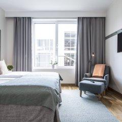 Апартаменты Biz Apartment Hammarby Sjostad Йоханнесхов комната для гостей фото 2