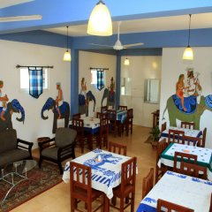 Отель Blue Elephant Guest House питание