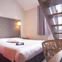 Отель Hôtel du Parc Франция, Сомюр - отзывы, цены и фото номеров - забронировать отель Hôtel du Parc онлайн комната для гостей фото 5