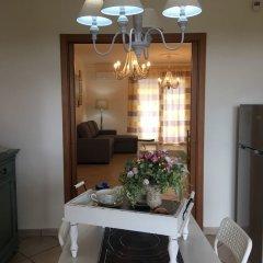 Отель B&B Alle Corti Капуя комната для гостей