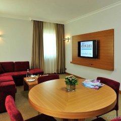 Отель Divan Istanbul City комната для гостей фото 2