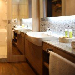Отель ACUBE Сеул ванная