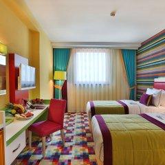 Отель QUA Стамбул комната для гостей фото 2