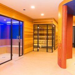 Отель Carat Golf & Sporthotel сауна