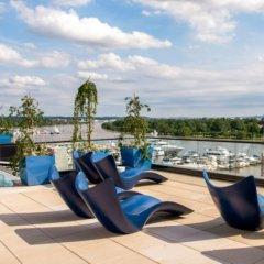 Отель Global Luxury Suites at The Wharf США, Вашингтон - отзывы, цены и фото номеров - забронировать отель Global Luxury Suites at The Wharf онлайн фитнесс-зал