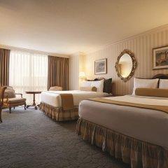 Отель Paris Las Vegas 4* Стандартный номер с различными типами кроватей фото 9