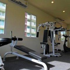 Отель Searidge Hua Hin By Salinrat фитнесс-зал