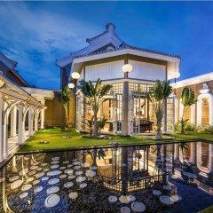 Отель JW Marriott Phu Quoc Emerald Bay Resort & Spa бассейн фото 2