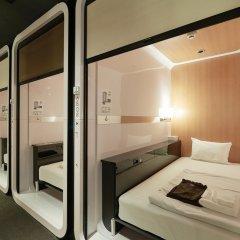 Отель First Cabin Kyobashi комната для гостей фото 2