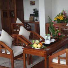 Отель Hoi An River Palm Villas комната для гостей