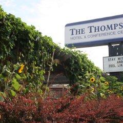 Отель Thompson Hotel & Conference Center Канада, Камлупс - отзывы, цены и фото номеров - забронировать отель Thompson Hotel & Conference Center онлайн городской автобус